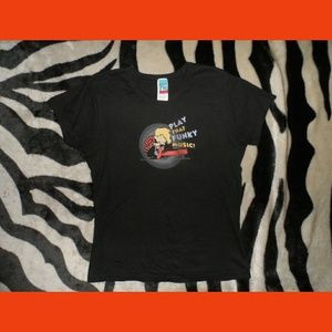 Charlie Brown T-Shirt Play that funky music